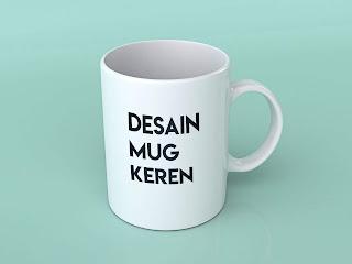 Download Gratis Desain Mug Paling Keren