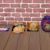 TS3 & TS4 Halloween Boxed Snacks