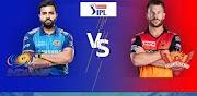 IPL 2021 News:  MI vs SRH Match Live Update.