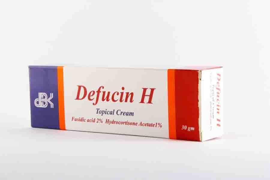 سعر ودواعى إستعمال كريم ديفيوسين هـ Defucin H للجلدية