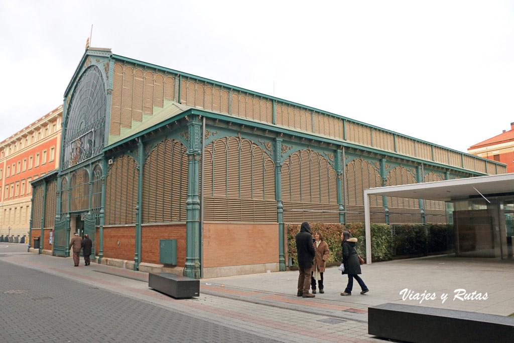 Mercado de Abastos de Palencia