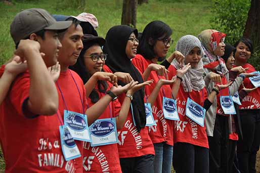 PAKET OUTBOUND LEMBANG | Fun Games Program