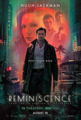 Reminiscence É Uma Das Grandes Aposta da Warner Bros. Para 2021! Thriller Sci-fi Com Hugh Jackman Já Tem Trailer