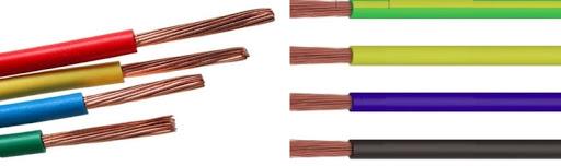 Singkatan jenis kabel NYAF