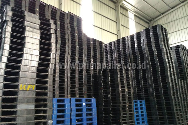 Pallet Plastik Second | Jual Pallet Second