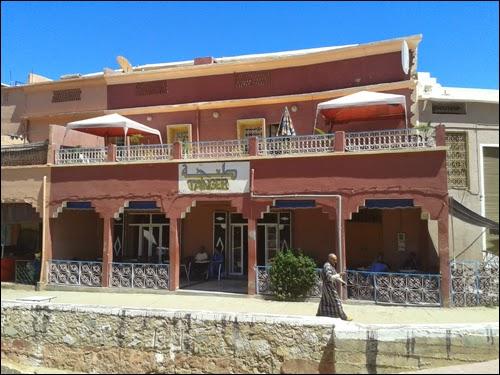 Hôtel Tanger à Tafraout