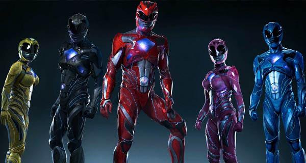 Tráiler de la película Power Rangers de 2017