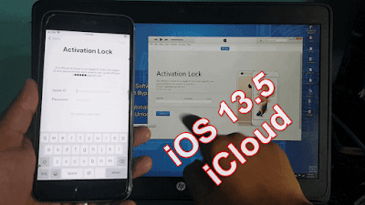 [Windows Pc] iOS 13.5 iCloud Activation Lock UnlockiCloud iD Bypass.