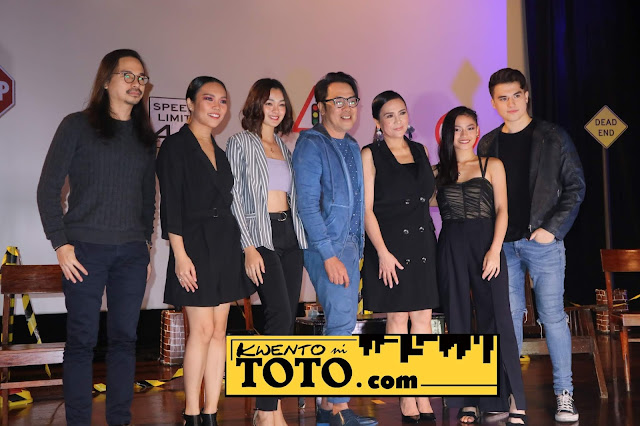 Kargo - Director and Casts - Rio Locsin, Gillian Vicencio, Markus Patterson