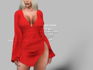 New Folder Dress