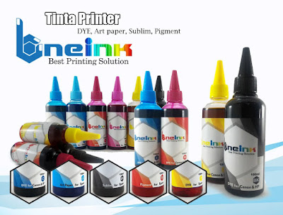 Tinta Printer ONE ink Tulungagung