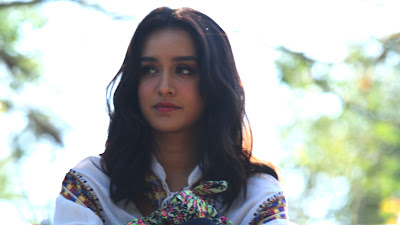 Shraddha Kapoor New HD Photo In Half Girlfriend