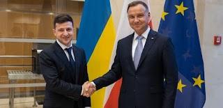 """Президент Польщі зробив сенсаційну заяву щодо """"повернення"""" західних територій України (відео)"""