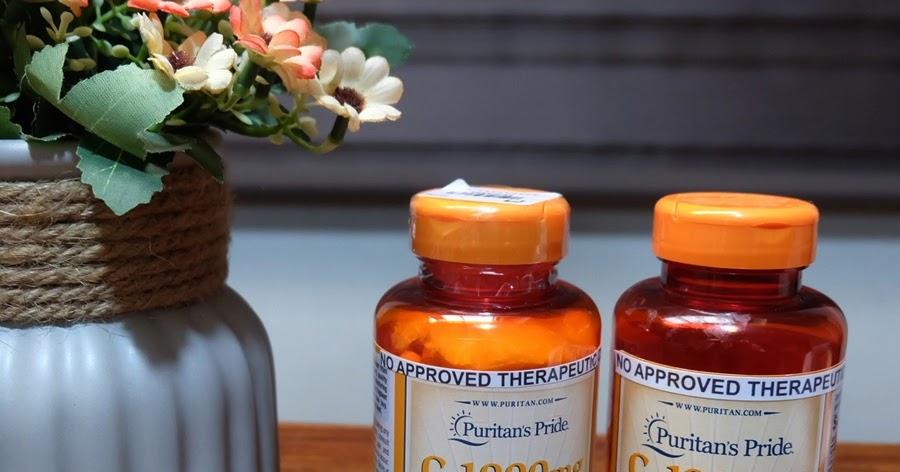 Revisão do produto: Revisão do produto: Puritan's Pride Vitamin C-1000mg with Bioflavonoids and Rose Hips | Querida Kitty Kittie Kath