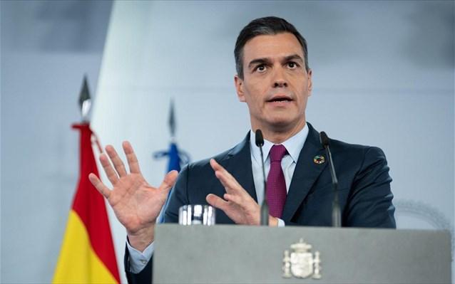 Ισπανία: Πρόγραμμα στήριξης 11 δισ. ευρώ για τις επιχειρήσεις ανακοίνωσε ο Σάντσεθ
