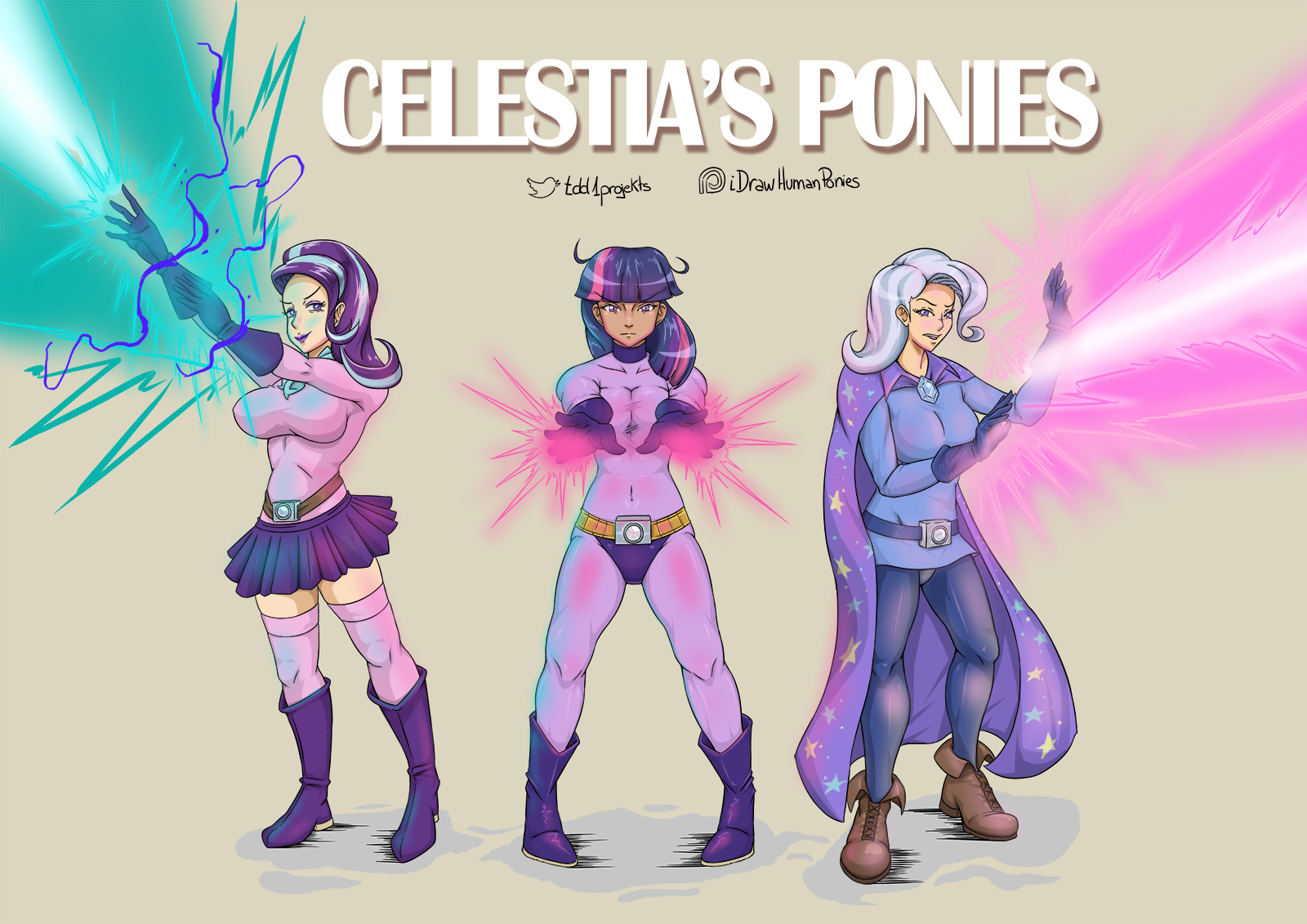 Celestia-s Ponies