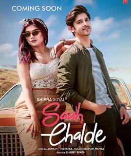 SACH CHALDE Song Lyrics - Shipra Goyal - Rohan mehra 2020