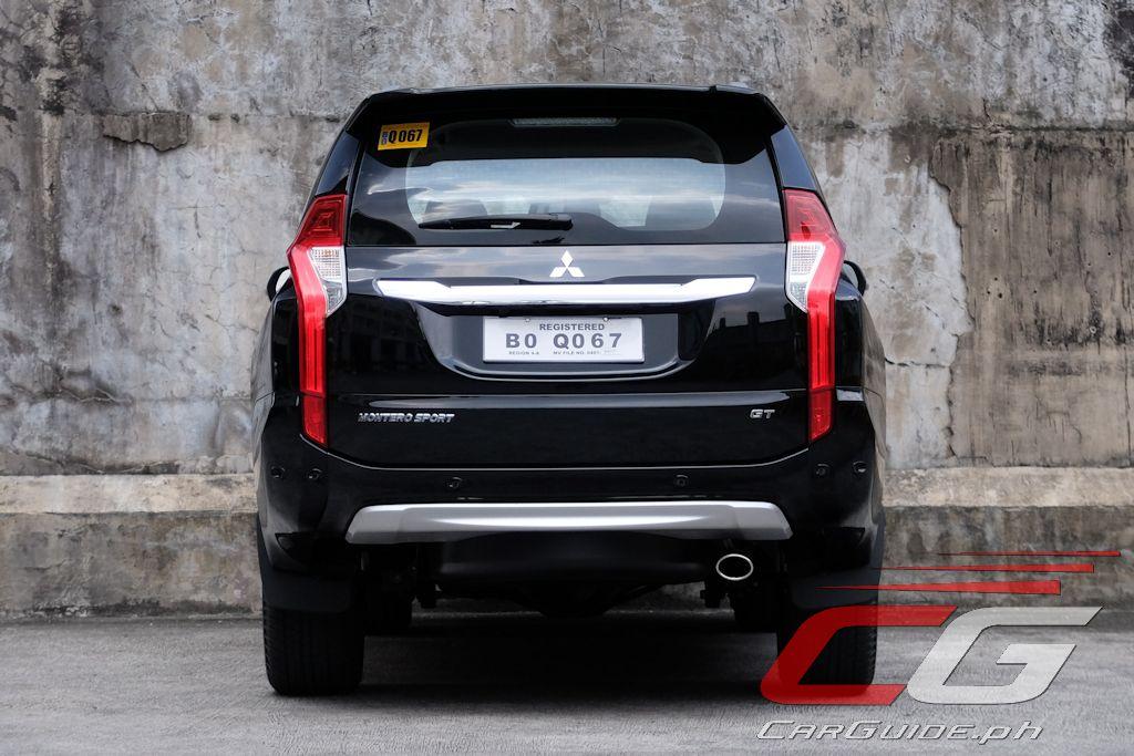 Montero Sport 2018 Philippines >> Review: 2018 Mitsubishi Montero Sport 4WD GT | Philippine Car News, Car Reviews, Automotive ...