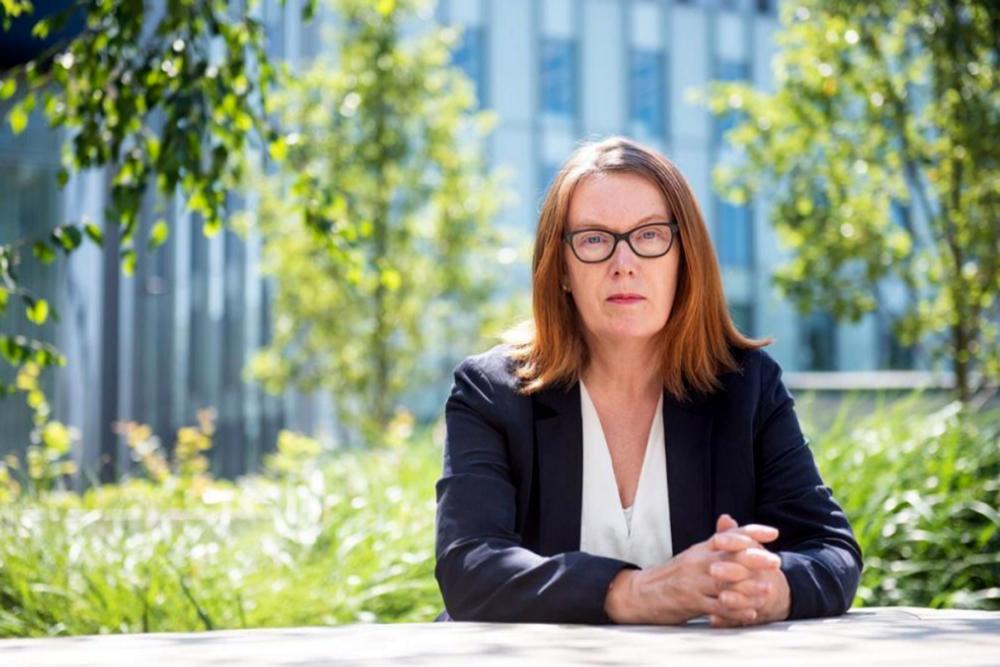 Sarah Gilbert creadora de vacuna contra Covid-19 desde Oxford