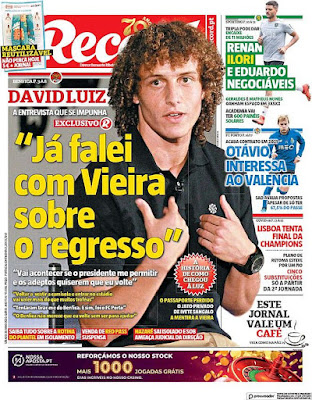David Luiz xác nhận bến đỗ trong mơ sau khi rời Arsenal 2