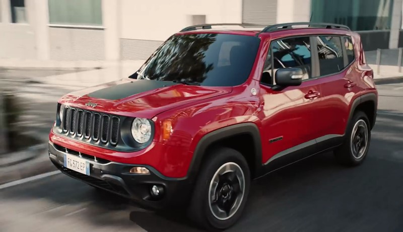 Sedia Ufficio Jeep : Le serie speciali abarth jeep e maserati tgcom foto