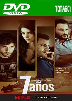 7 años (Netflix) (2016) DVDRip
