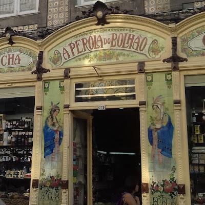 fachadas de loja tradicional