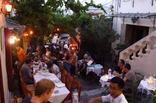 Callejeando por Atenas.