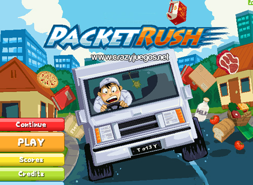 Jugar The Packet Rush