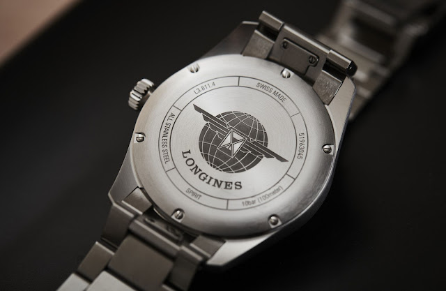 Longines Spirit Replica Collection Pays Homage to the Pioneering Spirit