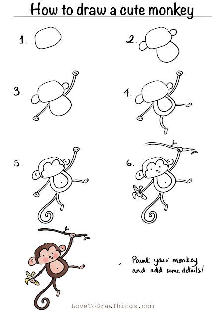 Step by step drawing tutorial