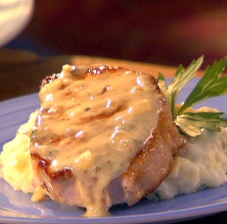 slow cooker creamy pork chops