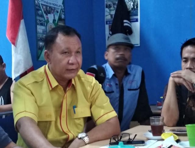 Dipecat Sebagai Ketua DPD Partai Berkarya Ogan Ilir.!!  Iklim  Cahya Merasa di Zolimi..!!