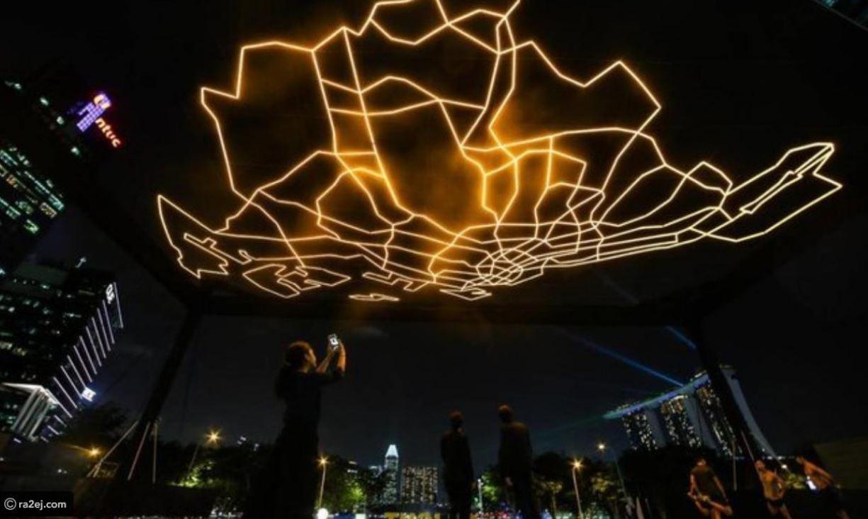 """""""البيئة التفاعلية: فن الضوء والتقنية"""" حلقة نقاش ضمن احتفالية نور الرياض"""