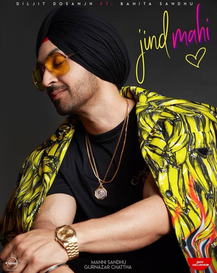 Diljit New Song Jind Mahi