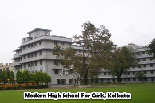 Modern High School For Girls, Kolkata