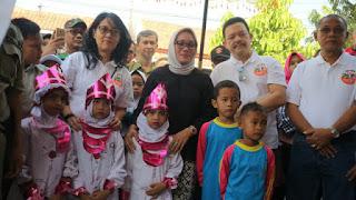 Hadiri Gebyar JAPFA For Kids, Wakil Wali Kota Ajak Perusahaan Berpartisipasi dalam Pembangunan