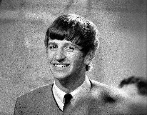 Paul McCartney: happy birthday Ringo!!
