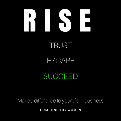 RISE and Succeed Coaching for WOMEN