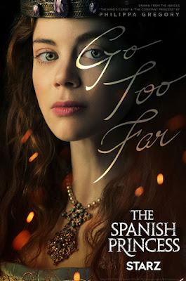 The Spanish Princess Starz