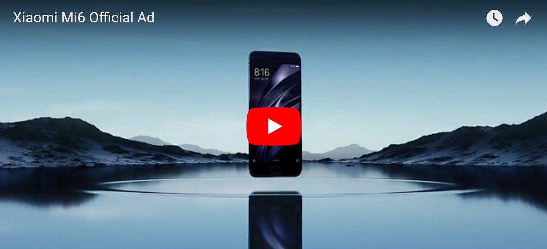 Xiaomi Mi6 Video