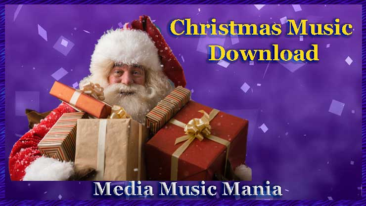 How to Download Top 40 Free Famous Christmas Songs in English | Holiday Music