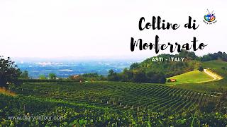 ชวนกันเที่ยว, เที่ยวยุโรป, เที่ยวอิตาลี,  Colline di Monferrato Asti, diaryotour , vlog, travel, asti, italy