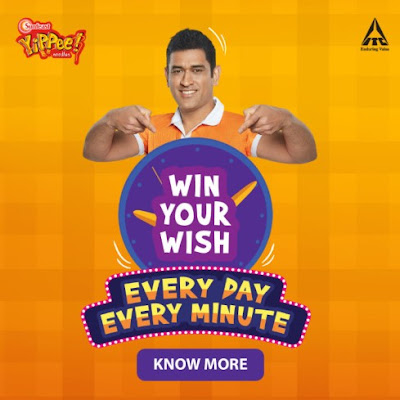 YiPPee! Win Your Wish Contest