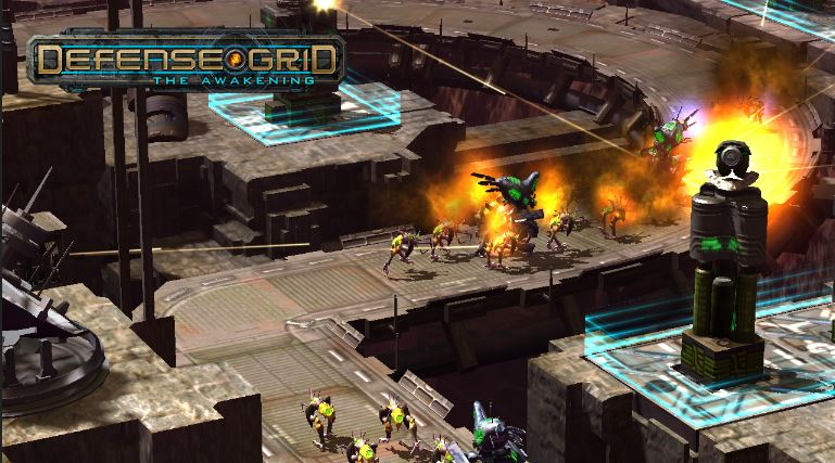 Defense Grid The Awakening PC Full Español