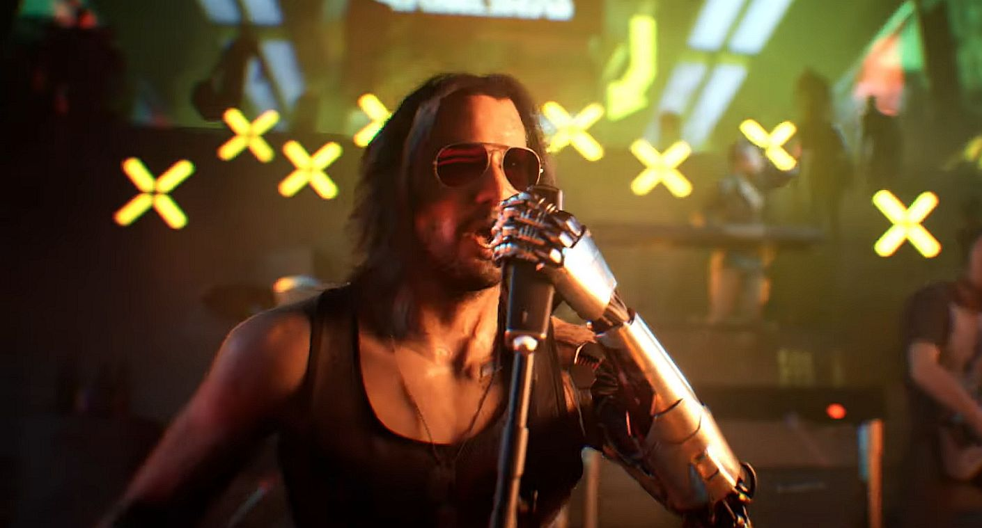 All music and songs from Cyberpunk 2077