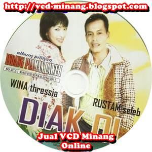 Wina Thressia & Rustam Seleb - Alek Nagari (Full Album)