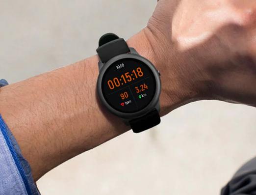 Haylou Solar Smart Watch o melhor qualidade preço que podes comprar!