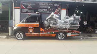 Lowongan Kerja Supir Truk Shaker Towing Bandung