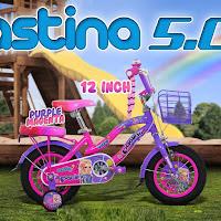 Sepeda Mini Anak Pacific Astina 5.0 Kids City Bike